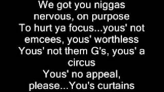 Eminem - Go to Sleep Lyrics