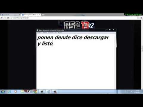 COMO DESCARGAR PARCHE LAS AMÉRICAS V2 FIFA13