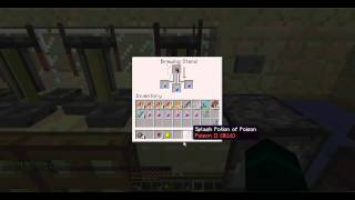 MInecraft - How to Make a Splash Potion of Poison II | How To's Episode 1