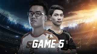 Saigon Phantom vs Team Flash - Game 5 - ĐTDV Mùa Xuân 2018 - Garena Liên Quân Mobile