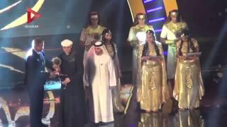 وزير الشباب يكرم ماهر عصام ومحمود التهامي وهاني شنودة في مهرجان