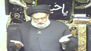 09 Muharram 1436 2014 - Who Are The Ahl-ul-Bayt Of The Holy Prophet(SAW) - Maulana Sayyid Muhammad R