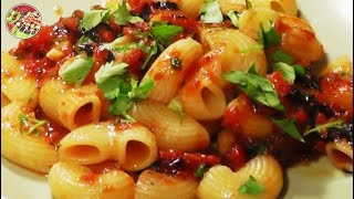 Pasta в томатном соусе. Итальянская классика. Просто! Вкусно! Недорого!