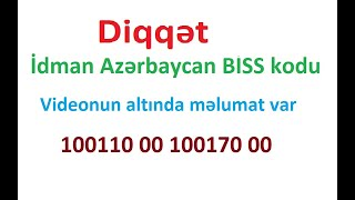 Idman Azerbaijan Biss girisi ve HTB+HD full paket (ayda 10 AZN)