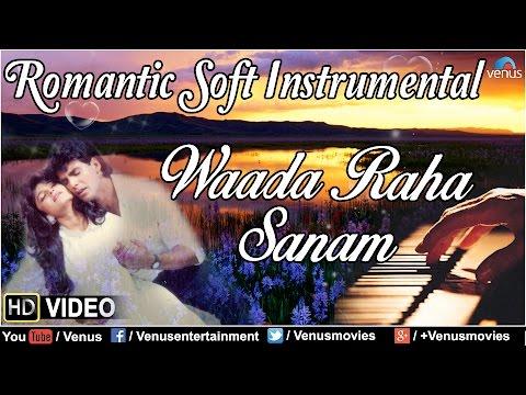 Waada Raha Sanam   Romantic Soft Instrumental   Khiladi  
