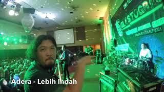 download lagu Adera - Lebih Indah Live At Hotel Merdeka, Madiun. gratis
