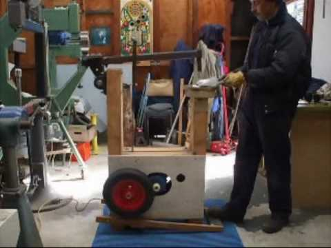 Wooden Helve Hammer