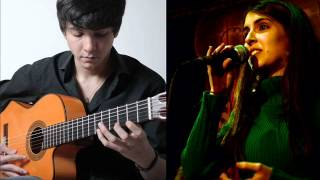Gabriela Echevarria & Marcelo Dellamea - Just the way you are (Billy Joel)