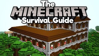 Raiding a Woodland Mansion! ▫ The Minecraft Survival Guide (Tutorial Lets Play) [Part 59]