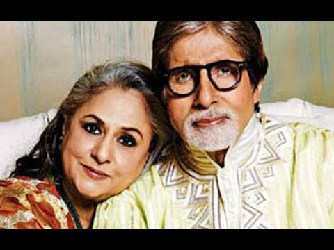 Amitabh Bachchan and Jaya To Play Themselves In R Balki's Film | 9xe.com