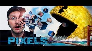 Pixels  - Nostalgia Critic