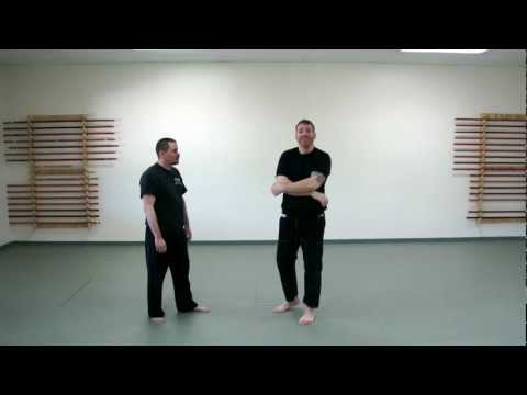 Osoto Gari Takedown - Jiu-Jitsu and Self-Defense Throw Image 1