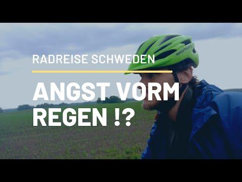 Abenteuer Radreise - Schweden | Tag 5 - Kalmar & Die Angst vorm Regen