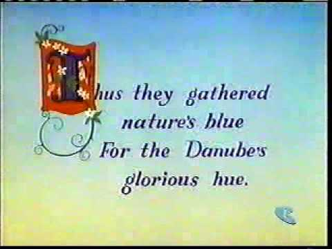 Blue Danube Unnamed Baby Cartoon