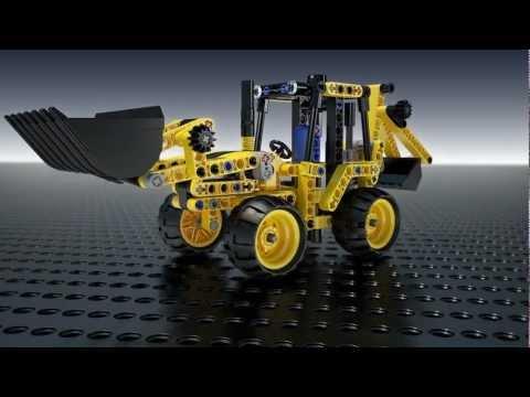 LEGO Technic - 42004 Mini