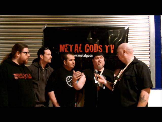 Anihilated with Metal Gods TV at Hammerfest