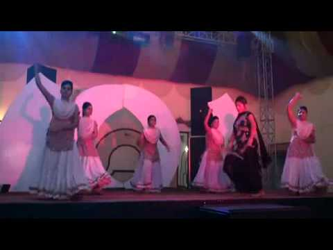 Sandhuentertainer,bhangra Gidha Group,chandi Diya Chanjra.avi video