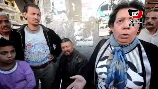 الحماية المدنية تنفذ قرار إزالة عقار في المحلة الكبرى وسط غضب السكان