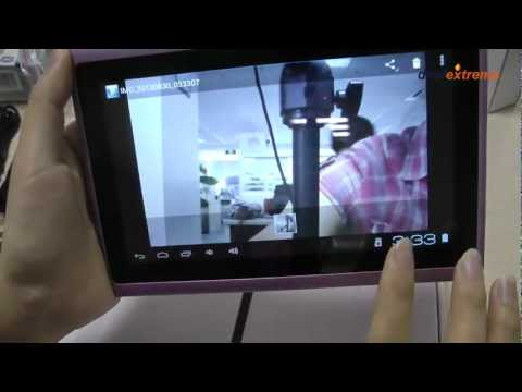 UBOX A7 Capacitive Screen Android 4.0.4 Tablet PC - DX