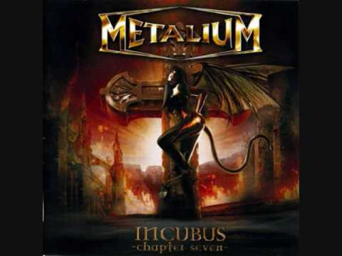 Metalium - Smoke on the Water (Deep Purple cover)