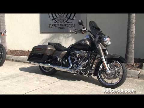 New 2014 Harley Davidson CVO Road King Motorcycles for sale - Tallahassee, FL
