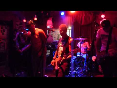 Get Dead - Welcome To Hell - Molotow, Hamburg - 31.07.13.