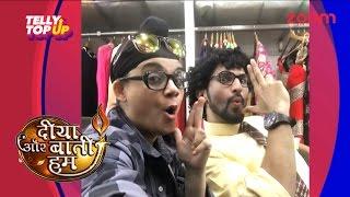 Meenakshi Bhabhi's Sardarji Look For 'Diya Aur Baati Hum'   #TellyTopUp