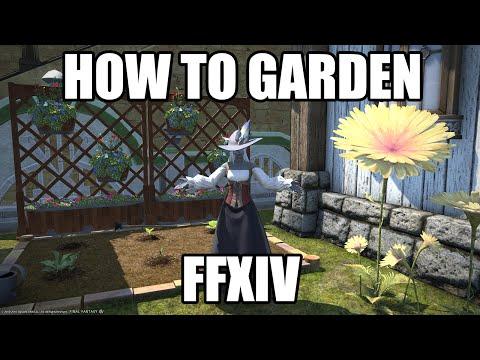 FFXIV EASY Gardening Guide - Basics & Intercrossing !