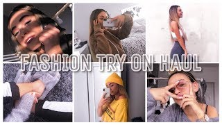 SheIn TRY ON HAUL - AUTUMN EDITION | Einfach Marci