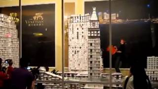 The Destruction Ceremony by Bryan Berg - The Guinness World Record Holder