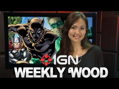 Adam Sandler's Boy & The Black Panther Revival! - IGN Weekly 'Wood 06.15.12