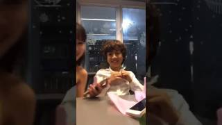 Cùng gặp gỡ Gia Khiêm, Khánh Linh, Bảo An qua video trực tiếp nè ❤❤❤