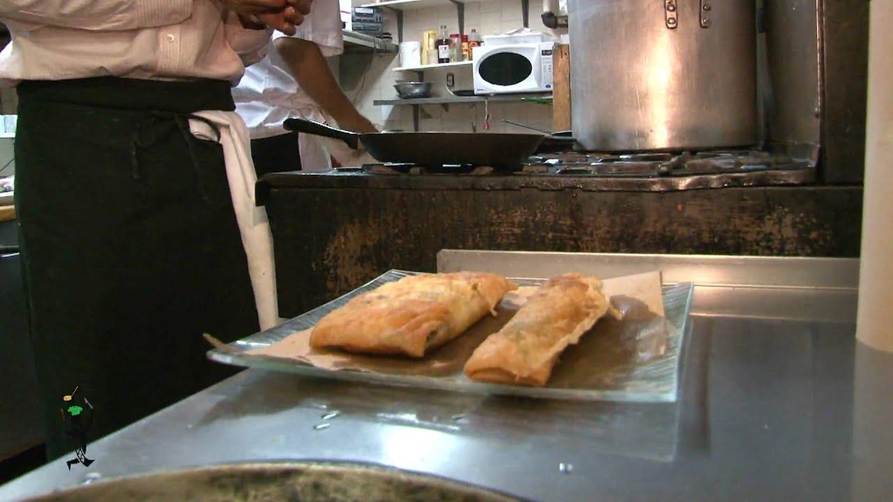 Cuisine africaine les cigares alg riens touki cuisine for Cuisine africaine