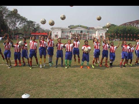 Atletico de Kolkata Grassroot Development Programme Gets Underway