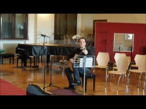 GIULIO TAMPALINI: VATICAN RADIO CONCERT 23 MAY 2011 (audio recording)