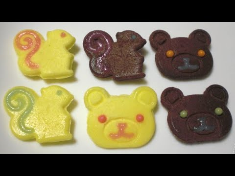 Kracie - happy kitchen #3 - Soft cookies (Edible / can eat)