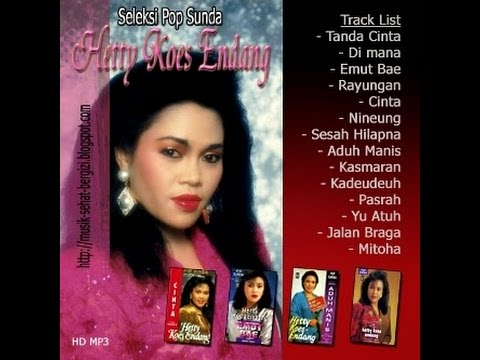 Hetty Koes Endang The Best Collection Pop Sunda (mv Karaoke) Hq Hd Full Album video