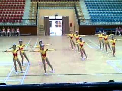 aerobic nhi đồng cầu giấy 2010