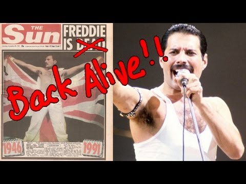 Freddie Mercury illusion to 'appear' live with Queen