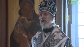 Пассия в Успенском храме города Козельска