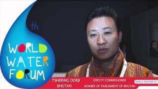 Tshering Dorji - Parliament of Bhutan