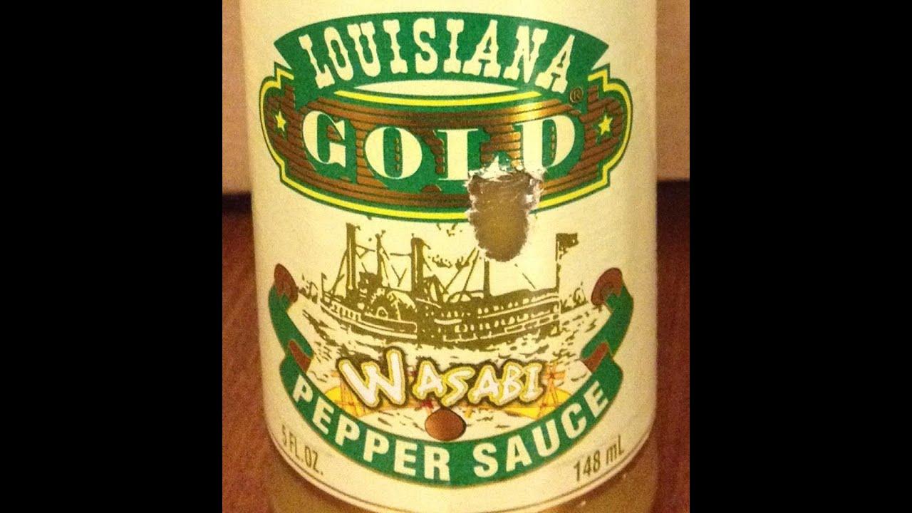 Wasabi Hot Sauce Hot Sauce Review Louisiana
