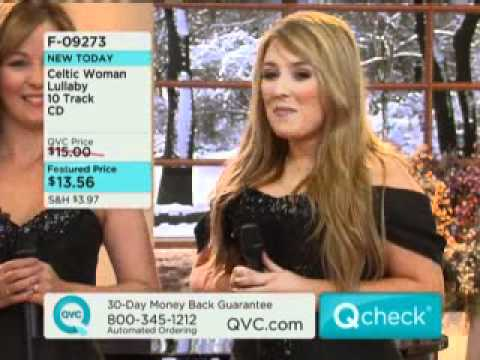 Chloë Agnew   Celtic Woman On Qvc video
