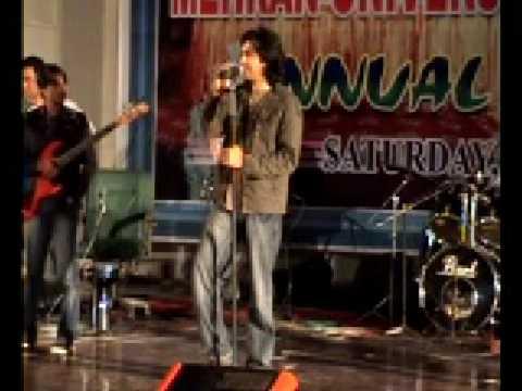 Laga Reh - Shahzad Roy (performing Live At Mehran University) video