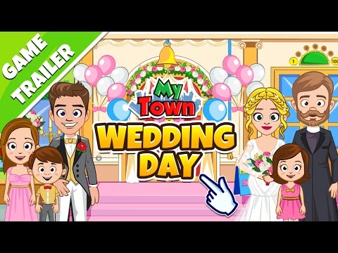 My Town : Wedding APK Cover