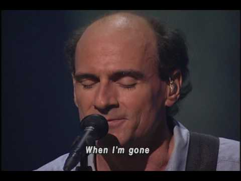 JAMES TAYLOR - YOU CAN CLOSE YOUR EYES (HQ)