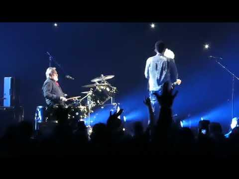 20171216 Queen+Adam Lambert - Crazy Little Thing Called Love in Birmingham 2