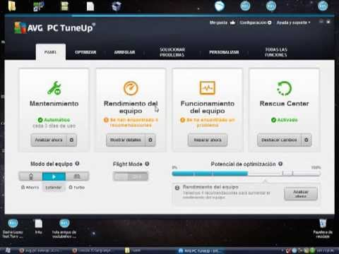 AVG PC TuneUp 2014 (Multilenguaje) + activacion