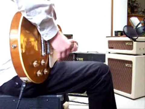 Marshall Class 5 / Gibson Les Paul R7 (AC/DC, ZZTop)