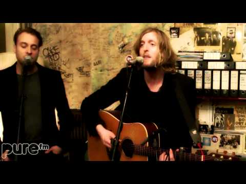 "Pure Fm: Andy Burrows ""Maybe You"" Acoustic @ Eurosonic Festival 2013  (HD)"